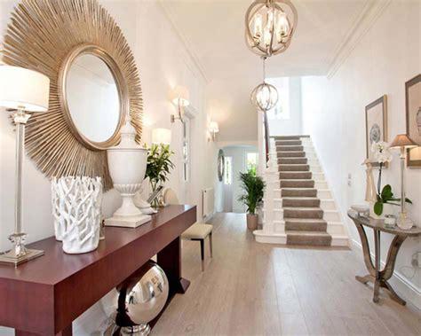 Incroyable Decoration Interieure Couloir Entree #5: belle-maison-interieur-design-deco-entree.jpg