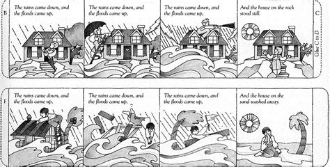 the wise man built his house upon the rock free coloring pages of wise man built his house