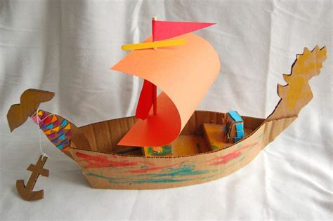 10 cool diy toy box projects kidsomania creative chronicles of narnia inspired diy cardboard boats
