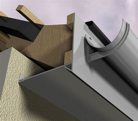 Grey House Colors aluminium fascia soffit amp coping systems from marley alutec