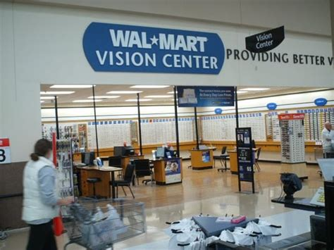 walmart visio center walmart vision center eye and glasses yelp