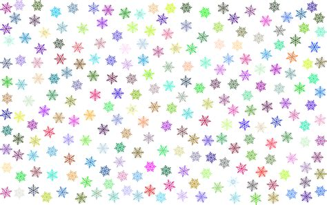 background pattern png download clipart prismatic snowflakes pattern no background