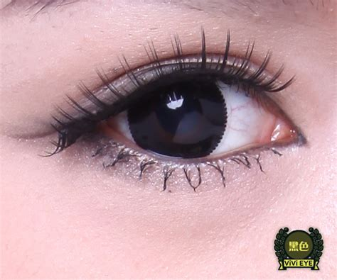 black color contacts inspiring black colored contacts 3 black eye contact