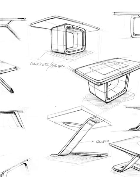 sketchbook on table 30 inspiring product design concept sketches web