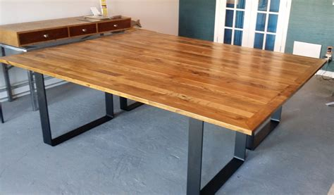 Custom Conference Tables Custom Made Nyc Conference Room Table By Blue Marlin Home Custommade