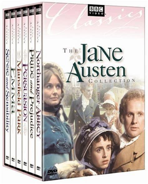 jane austen collection pride jane austen movies list