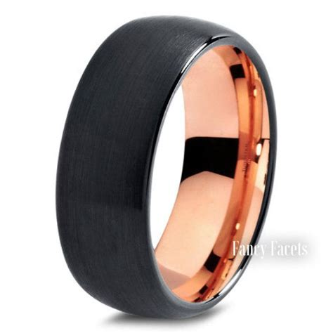 tungsten gold rings s rings tungsten wedding