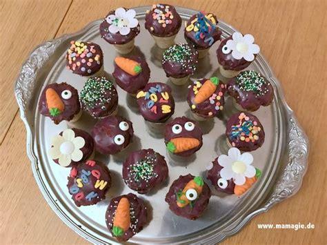 eisbecher kuchen ideal f 252 r den kindergeburtstag in kita oder schule