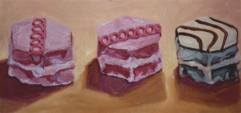 debbie cakes the paintings of mollie armstrong still