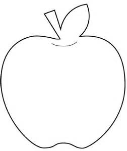apple template for kids free coloring pages on art