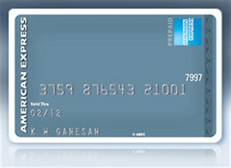 American Express Prepaid Gift Card Atm - american express unveils a simple prepaid debit card