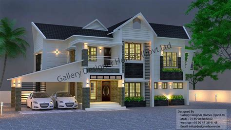 style kerala houses kerala model home plans