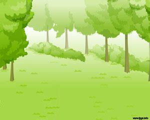 Forest Template by Green Grass Template For Powerpoint