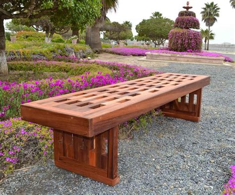 25 best ideas about garden bench plans on pinterest