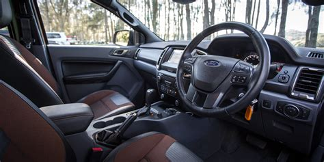ford ranger 2017 interior 2017 ford ranger wildtrak review caradvice