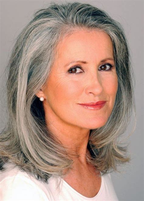 salt and pepper hairstyles the silver fox stunning gray hair styles bellatory