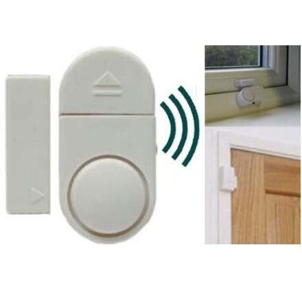 Alarm Pintu Maling alarm pintu rumah anti maling white jakartanotebook