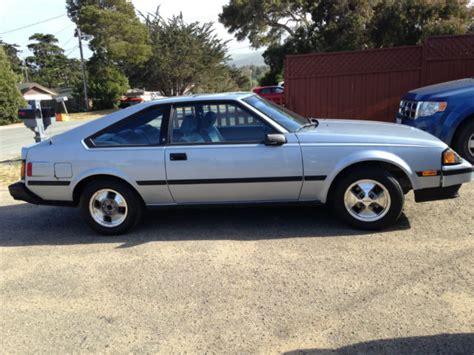 Toyota 2 Door Cars by 1985 Toyota Celica Gt Hatchback 2 Door Automatic For Sale
