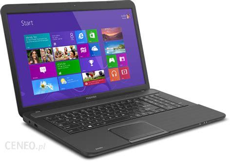laptop toshiba satellite c875 s7303 pscbau 009005 opinie i ceny na ceneo pl