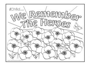printable remembrance day poster remembrance day poster ichild