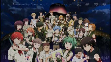 Assasination Classroom S1 opening assassination classroom s1