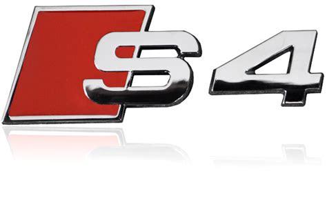 Audi S4 Emblem by Audi S4 Heck Emblem Logo Schriftzug A4 Badge Tuning S Line