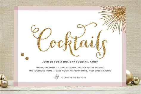 cocktail party invitation wording gangcraft net