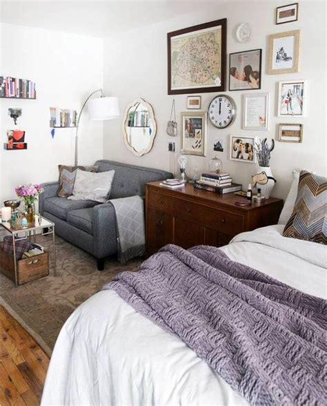 organize a studio apartment 17 studio apartments that are chock full of organizing