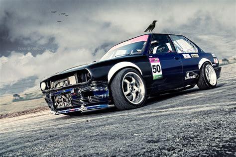 bmw drift cars russian drift car bmw e30 the idea of a photo belongs to