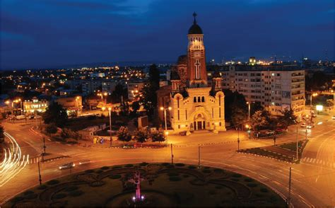 Vision Lighting by Flashnet Energy Aware City Of Ploiesti Romania