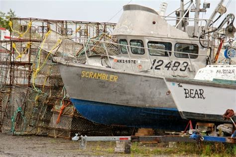 boat junk yard alaska tagabonds homer ak