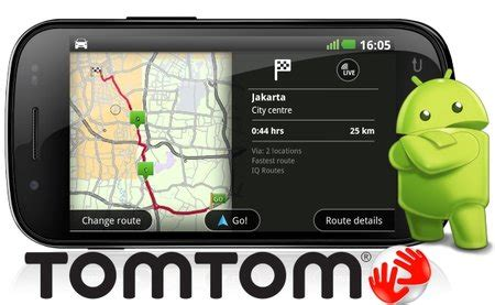 tomtom apk tomtom android