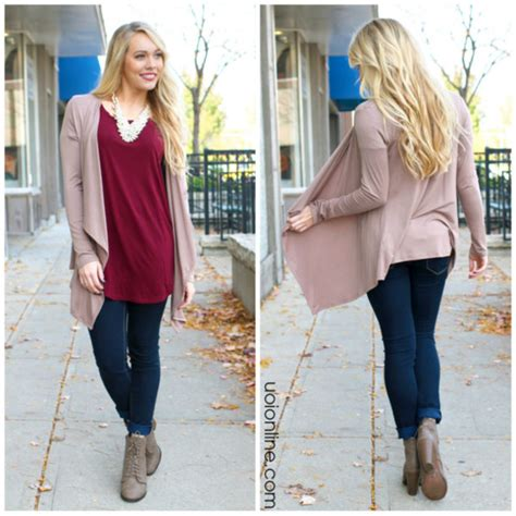Cardi Basic cardigan cardi basic taupe knit solid wheretoget