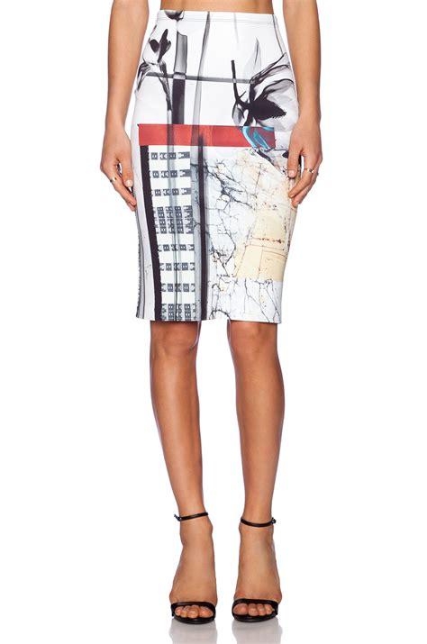 Clover Clothing Skirt Set Flozana 1 clover x garden skirt in multicolor multi lyst