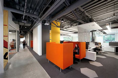 Seattle Office by Take A Look At Tableau Software S Modern Seattle Office