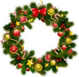 christmas wreath photo frame clipart best clipart best