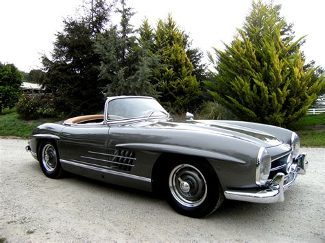 mercedes roadster for sale sold 1957 mercedes 300sl roadster grundfor
