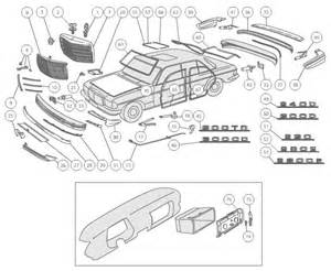 car exterior parts diagram auto parts diagrams