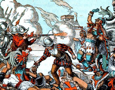 imagenes de los aztecas fotos la conquista de america