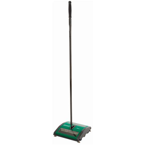 bg21 manual foodservice floor sweeper unoclean