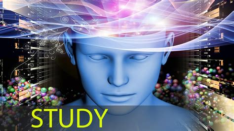 hour study  alpha waves relaxing studying
