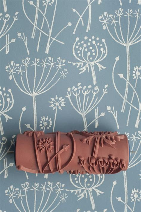 paint rollers with patterns tussock patterned paint roller form the painted house