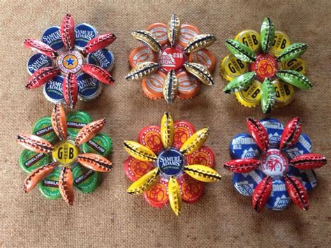 bottle cap art christmas ornaments holly s bottle cap