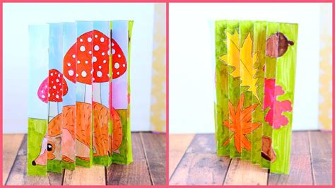 free fall crafts for agamograph fall printable template fall crafts for