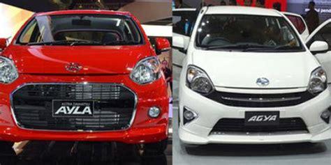 daftar angsuran mobil toyota agya adira finance atpm bantu potong harga untuk kredit mobil murah merdeka com