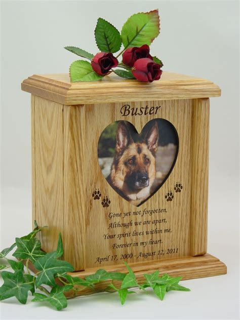 pet urns for dogs pet urns urns cat urns or oval photo urn ebay