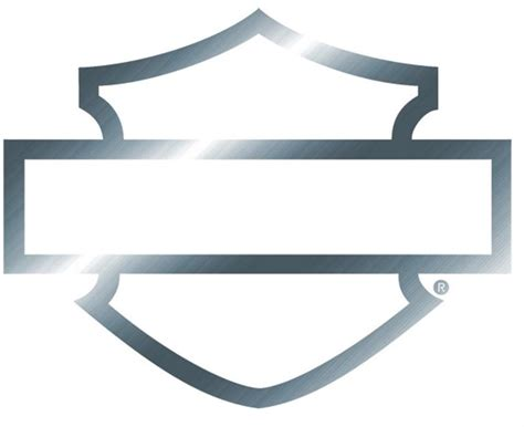 Blank Harley Davidson Logo by Harley Davidson Blank Logo Free Best Harley