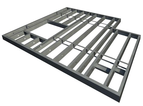light gauge steel deck framing light gauge steel floor system design in revit 174