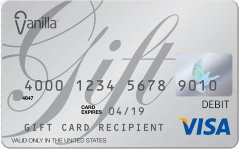 Vannila Gift Card - how to link visa vanilla gift cards to paypal hubpages