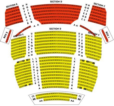 morrison center seating chart matthew morrison the bushnell tickets november 16 2012